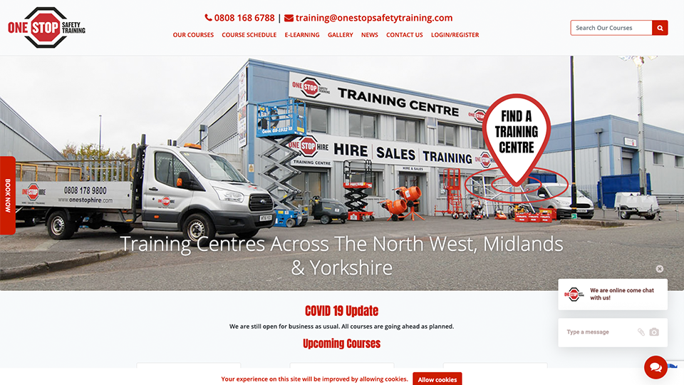 One Stop Safety Training