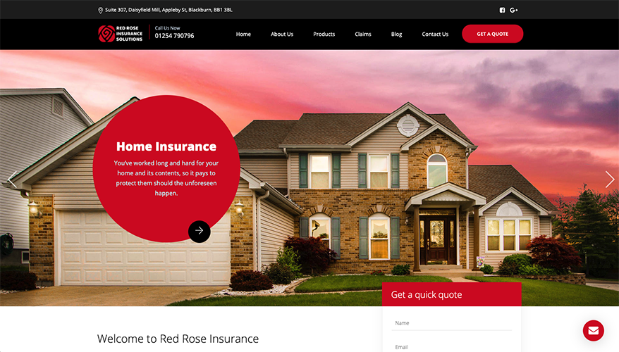 Red Rose Insurance Solutions