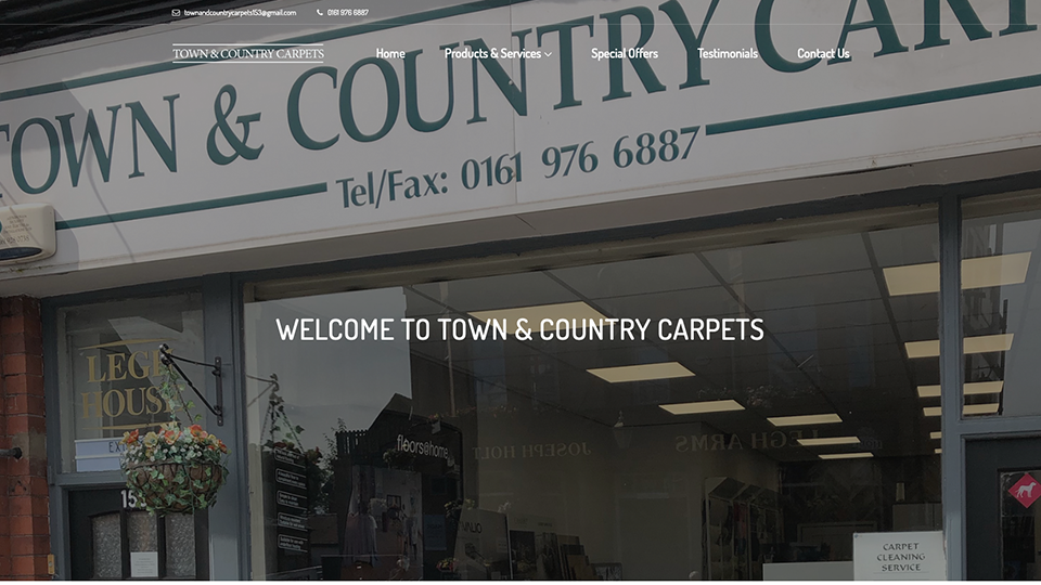 Town & Country Carpets