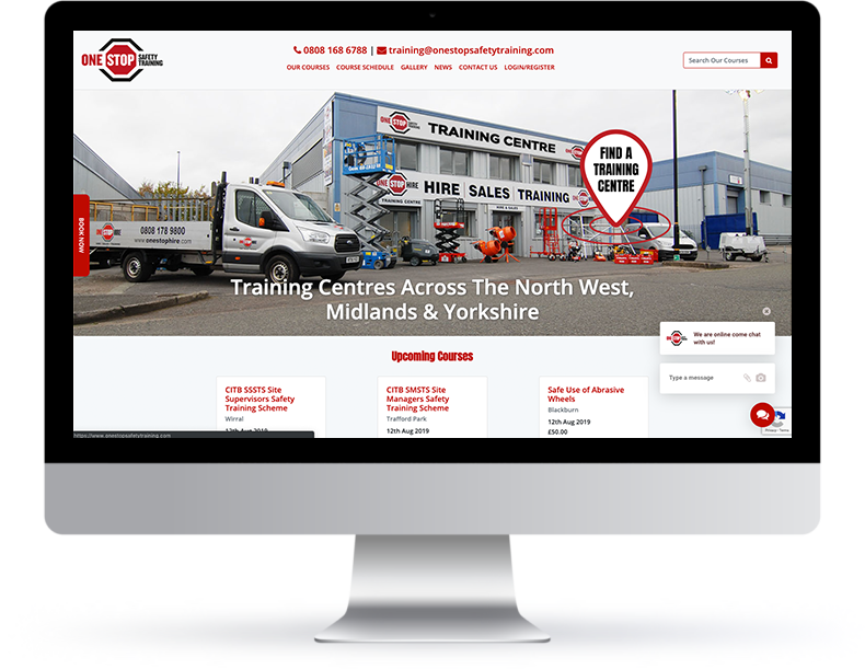 One Stop Website